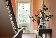 Hallways & Entry space