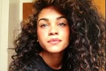 Curly Girls / Natural Curly Hair