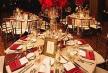 Red Wedding / Make it red. Red Wedding Theme, Red Wedding Ideas, Red Wedding Flowers, Red Wedding Bouquet, Red Wedding Decorations. #red #wedding #ideas #flowers #decorations