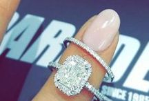 Wedding Rings / Looking for that perfect ring? Wedding rings on a budget, vintage wedding rings, princess cut wedding rings, diamond rings, emerald cut wedding rings, colored wedding rings and more!