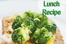 Lunch Recipes / It's noon...what to eat? Lunch recipes for kids, lunch recipes for teachers, easy lunch recipes, on-the-go recipes, healthy lunch recipes, gluten-free lunch, lunch on a budget. #lunch #recipes #food