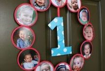 1st Birthday / Your little one deserves the best birthday party because you only turn one once! #party #birthday