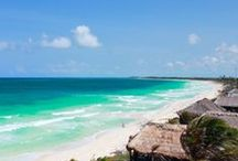 Riviera Maya/Cancun/Tulum/Aruba