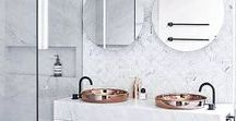 bathroom / aesthetically pleasing