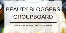 Beauty bloggers groupboard / This groupboard is for all beauty bloggers all over the world. Do you want to contribute? Just follow me ( @beautyb_nl ) and send me a message.   No limit amount of pins! Just repin a couple when you have pinned some of your own :)  x