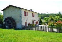 Gîtes de groupes en Charente