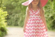 Sewing - for Little Girls / Super fun, winsome ideas for little girls