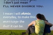 Marriage for Life! / TIps for keeping love and life in your marriage for a life time!