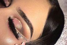 ▼ Eyes makeup ▲