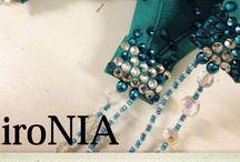 hironia corsets / corsets made by anni hiro/hironia