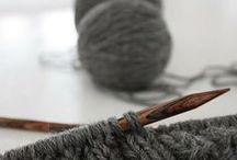 Tricoter et crocheter