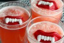 Halloween - Frightful Food / Treats that sometimes look like tricks.