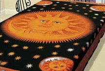 Design and Decor - Fantastic Fabrics / Pillows, Bedspreads, Blankets, Wall Hangings, & etc.