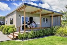 Our Accommodation / At Taupo DeBretts you'll find a complete range of accommodation with a bed for every budget.