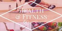 Health and Fitness / Things to help with fitness and being healthy. Tips and tricks for moms who maybe can't go to a gym to be fit. Healthy recipes, snacks, health food, low calorie recipes and more to help with weight loss and getting fit.