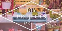 DIY Projects / Do it yourself ideas, DIY tips and DIY projects.