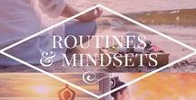 Routines & Mindsets / Quotes, ideas, mentalities and more to help moms out there be the best versions of themselves.