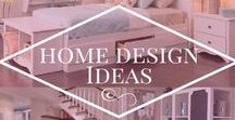 Home Design Ideas / This board is for home design ideas - redecorating, construction, room ideas and plans etc.