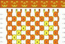 Knotwork Knickknacks - Bracelet Patterns