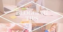 Blogging Tips / Pins, articles and ideas for blogging and how to add great content, images and more to your blog. Ways to improve your blog. Ways to increase traffic and more..