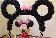 Balloon Ideas / These are balloons built by other artist.  This is just for ideas