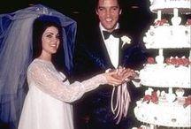 Mariage Elvis et Priscilla