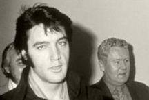Elvis, Gladys, Vernon