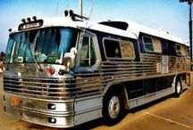 Elvis Tour Bus