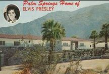 Elvis Home Chino Canyon Road 845