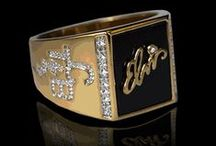 Elvis jewelry