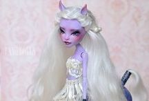 Ghouls and Mansters - Reanimated / Custom Monster High
