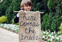 All I need is a Man... / All future wedding ideas!