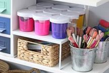 Classroom Organization Hacks / Organize anything in the classroom - Cut down on planning & prep time plus general drifting around looking for stuff!