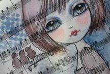 Art Love Heaven / Whimsical art for everyone