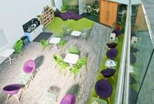 +Positive spaces   Education / Design a nurturing, learning environment through classroom designs to create +Positive spaces that empower and encourage students to work hard and achieve their goals.