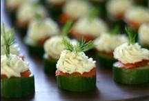 Party Bites & Finger Food / by Meea