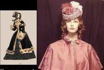 Bustle dresses  / Inspiration for my next project