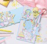 My scrap / cards, lo