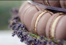 Macaron Wedding Cakes - Created by Medici Macarons
