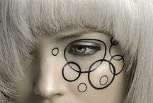 Make Up Fantasy / make up and hair ideas / by Oneskladnoga Komada