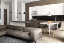 C Apartment - RNDR Studio / Refurbishment, Interior Design, Modelling & Rendering for an apartment in the center of Trieste, Italy