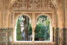 Alhambra- Granaga, Spain
