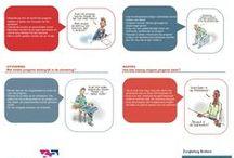 Ontbijttour / Gratis tips van jongeren over  jeugdhulp na 2015 Zorgbelang Brabant van start met de 'ontbijttour'. De jongeren van het Zorgbelang jongerenpanel en jongeren van Kompaan en De Bocht, gingen vroeg in de ochtend met medewerkers van de negen gemeenten in de regio 'Hart van Brabant' gezellig ontbijten. Tijdens dit ontbijt op het gemeentehuis, presenteren de jongeren hun tips voor de communicatie met jongeren en het betrekken van jongeren bij het maken van het nieuwe jeugdbeleid.