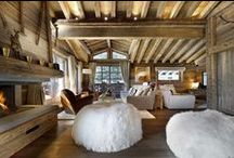 mobilier chalet