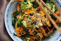 RECIPE-Raw Mains / Clean, plant-based recipes