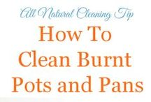 HOUSE-Cleaning Tips / Cleaning tips for around the home and yard