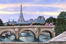 Ma france / #france# #paysages# #la france# #toulouse# #paris#