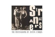 """DM """"Strangers"""" by Anton Corbijn / Depeche Mode  \  Strangers  \  The photographs by Anton Corbijn \ 1990 \ Omnibus Press **Alan+Martin+Andrew+Dave** on stage/in life/at somewhere"""