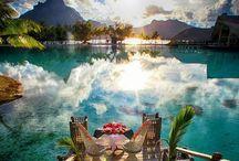 Tahiti and Bora Bora / ❤️Paradise❤️
