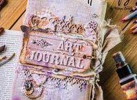 My scrap Art Journal